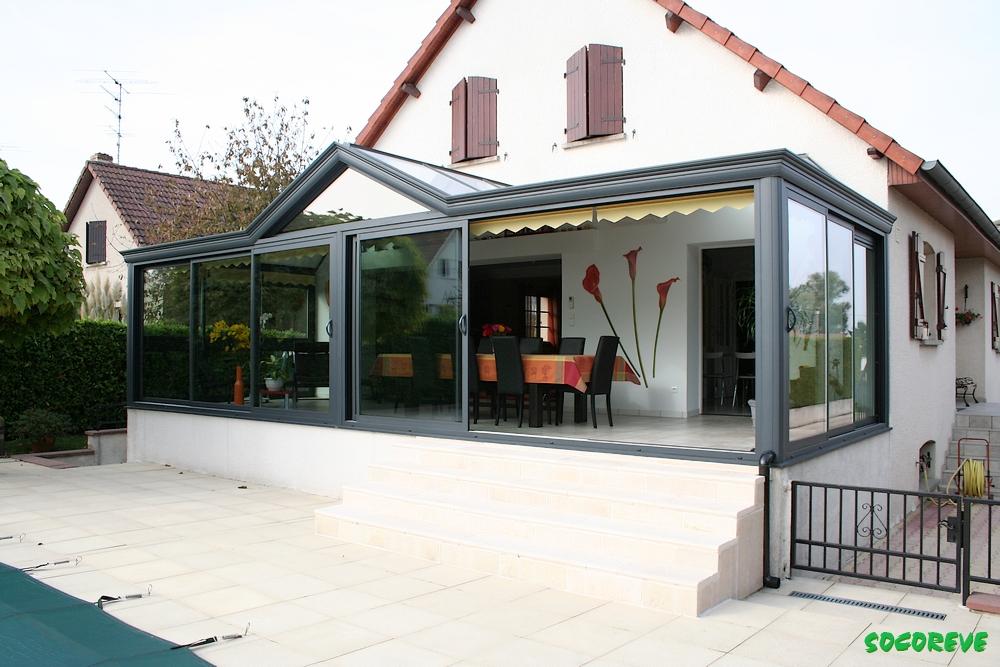 veranda genlis